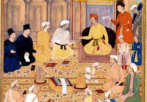 Sanskrit in the Mughal Court