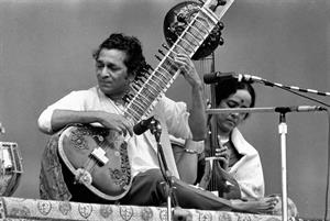 How Ravi Shankar Made Musical History
