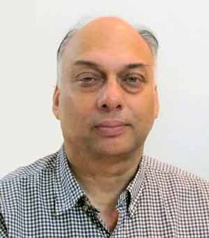 photo of Debashish Banerji, Ph.D.
