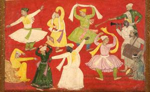 HISTORY OF INDIAN ART THROUGH FIVE MASTERPIECES - Part Four: Nainsukh of Guler
