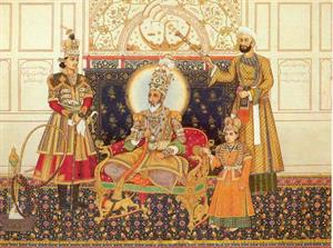 HISTORY OF INDIAN ART THROUGH FIVE MASTERPIECES Part Five: The Last Mughal Renaissance