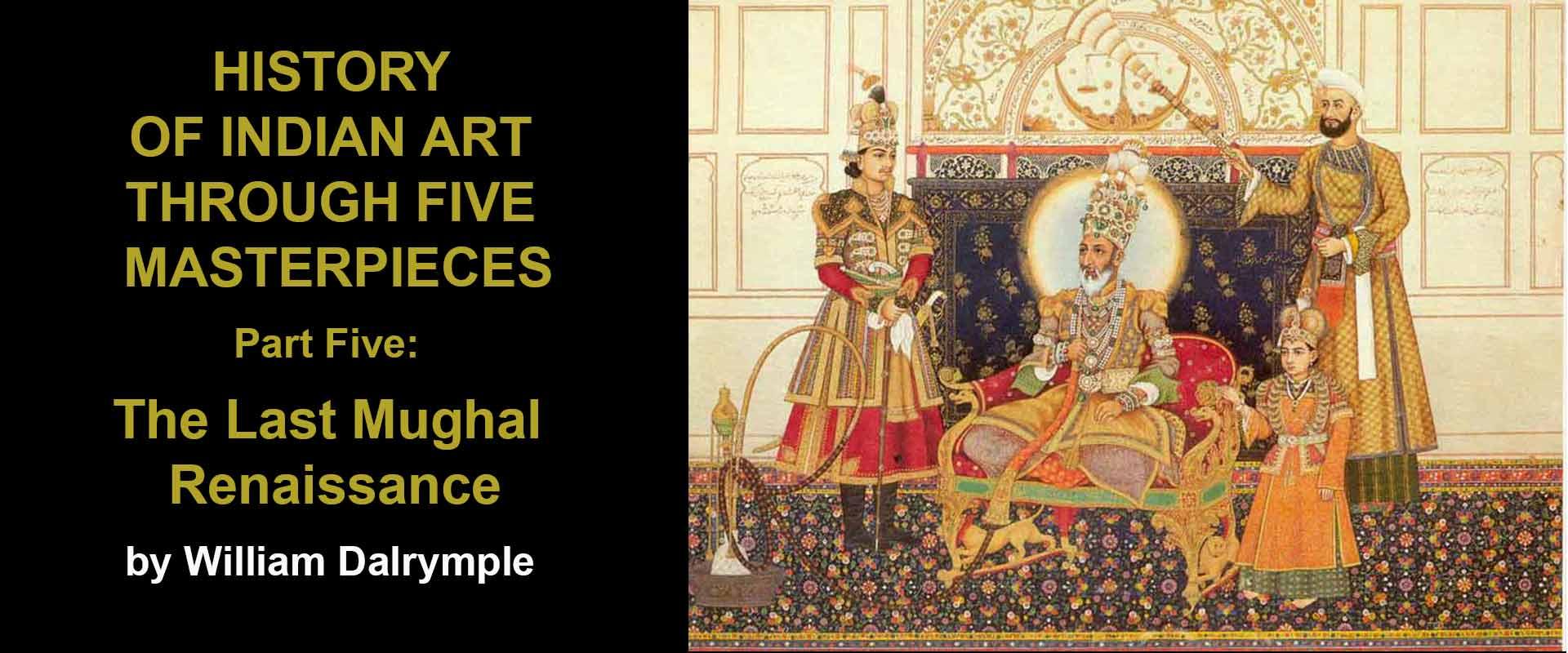 last mughals