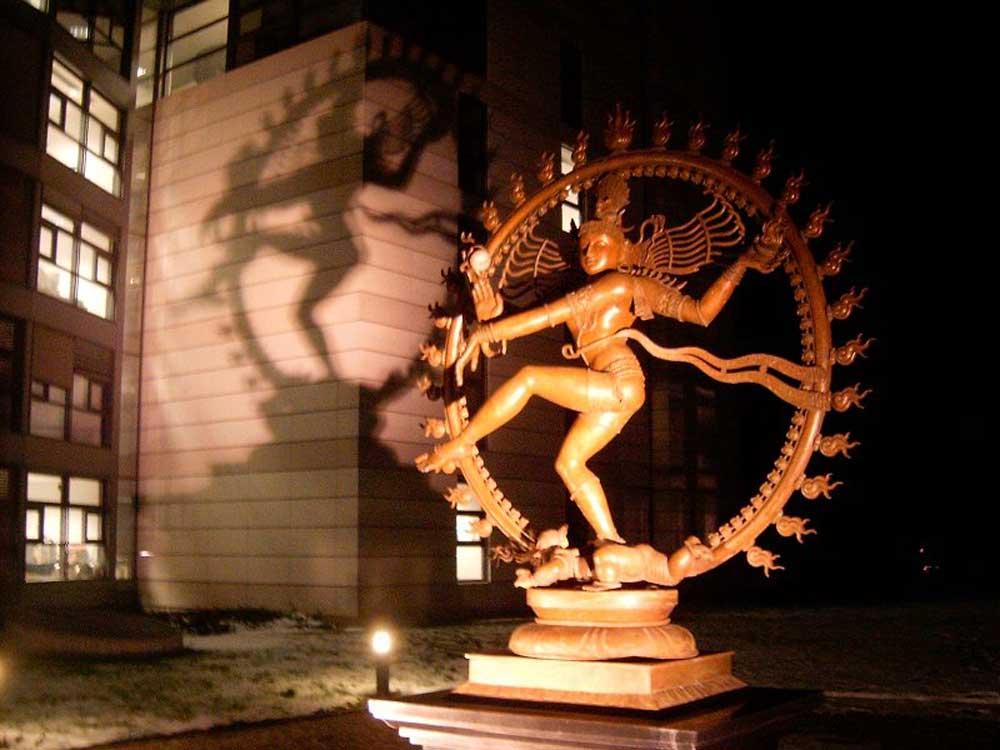 Shiva at CERN