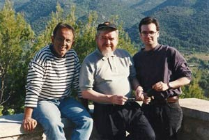 Evan Thompson, William Irwin Thompson, and Francisco Varela