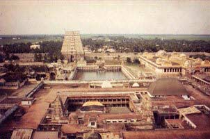Shiva Nataraja temple