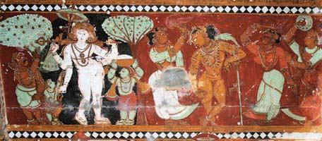 Bhikshatana Mohini Daruvana