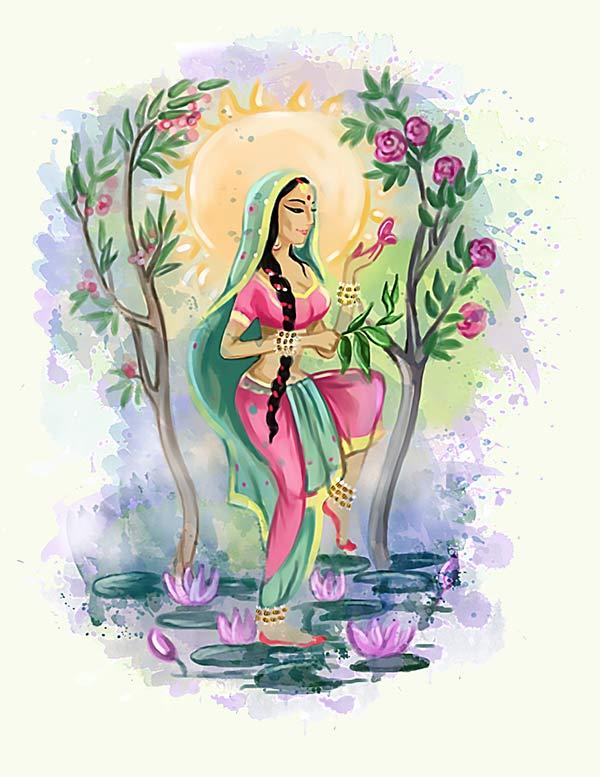 Vasanta Devi