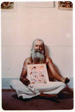 Marshall Govindan on Thirumandiram and the Tamil Yoga
