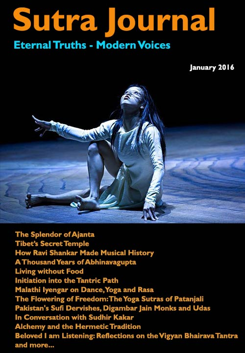 Sutra Journal January 2016 Cover